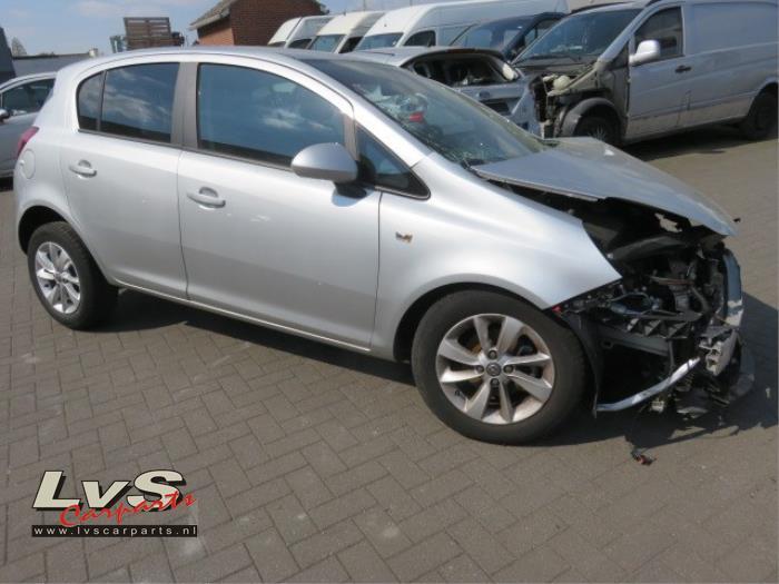 Opel Corsa 1.2 16V 2009-12 / 2014-08