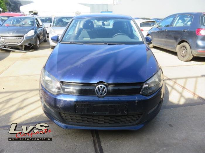 Volkswagen Polo 1.2 TDI 12V BlueMotion 2009-10 / 2014-05