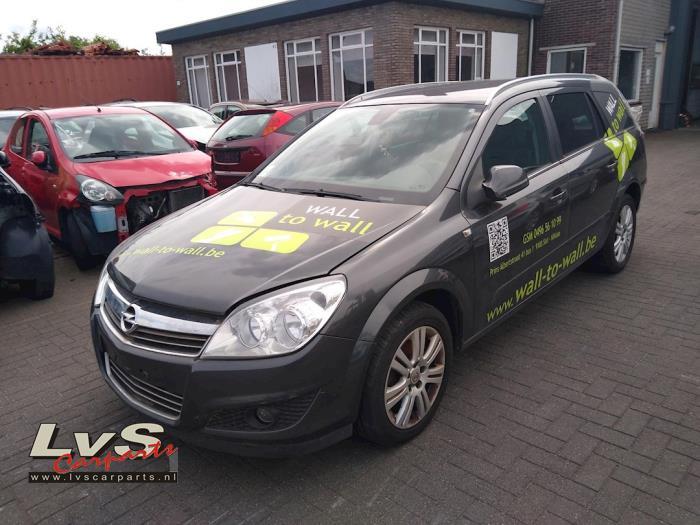 Opel Astra 1.7 CDTi 16V 2007-02 / 2010-03