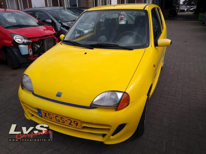 Fiat Seicento 1.1 S,SX,Sporting,Hobby,Young 1998-01 / 2010-01