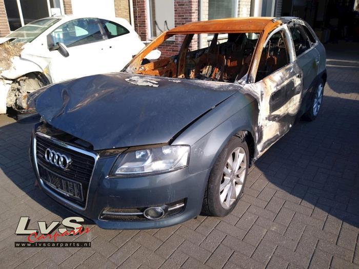 Audi A3 1.4 TFSI 16V 2007-06 / 2013-01