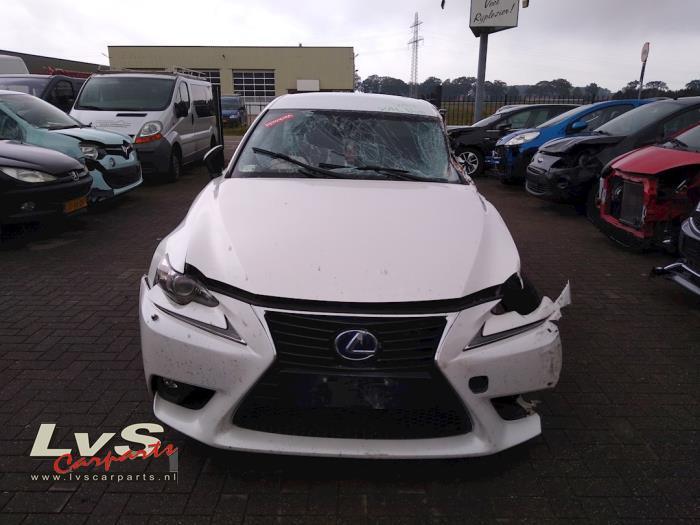 Lexus IS 300 300h 2.5 V6 24V 2013-04 / 0-00