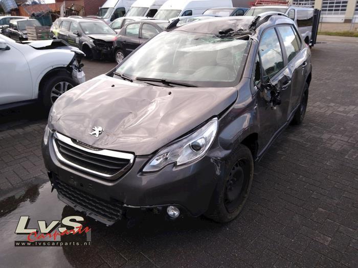 Peugeot 2008 1.2 Vti 12V PureTech 82 2013-03 / 2019-12