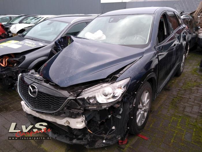 Mazda CX-5 2.2 SkyActiv-D 150 16V 2WD 2012-04 / 2017-06