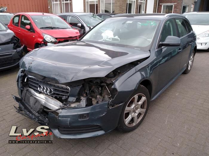 Audi A4 1.8 TFSI 16V 2007-11 / 2012-03
