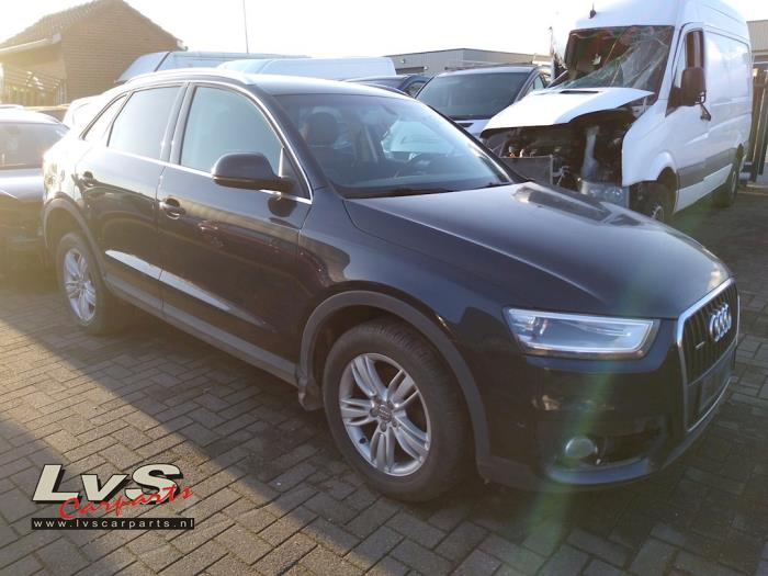 Audi Q3 2.0 TDI 16V 177 Quattro 2011-06 / 2018-10