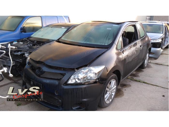 Toyota Auris 1.33 Dual VVT-I 16V 2009-05 / 1209-00