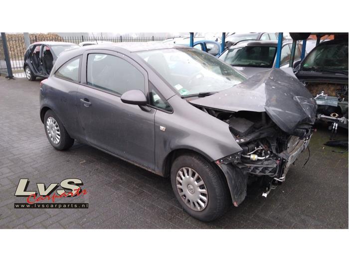 Opel Corsa 1.2 16V LPG 1106-00 / 1408-00
