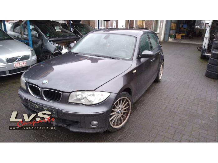BMW 1-Serie 120d 16V 2003-03 / 2007-02