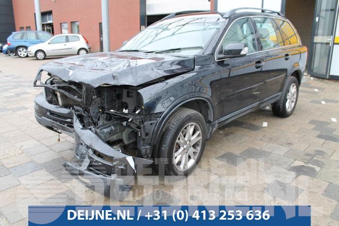 Uitlaat Einddemper - Volvo XC90