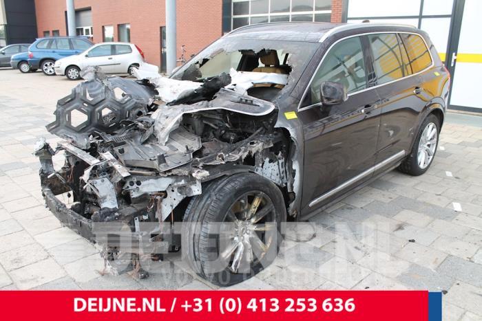 Portiergreep 4Deurs links-achter - Volvo XC90