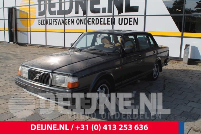 Slotmechaniek Achterklep - Volvo 2-Serie