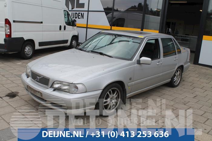 Achterbumper - Volvo V70/S70