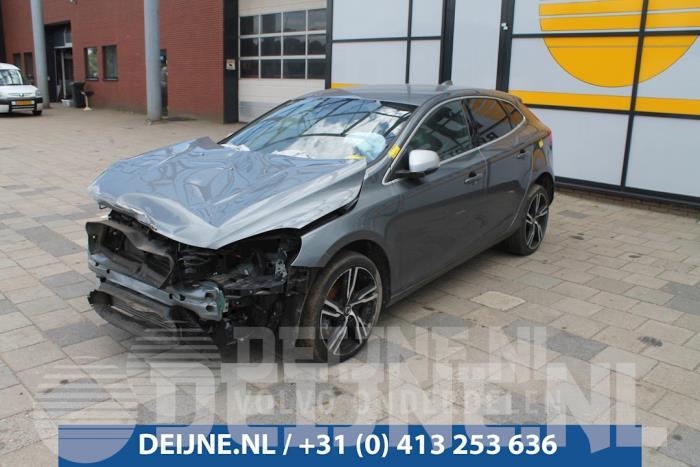 Uitlaat (compleet) - Volvo V40