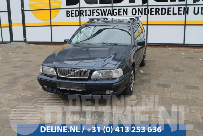 Trekhaak - Volvo V70/S70