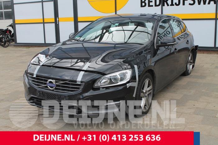 Dekzeil Bagageruimte - Volvo V60