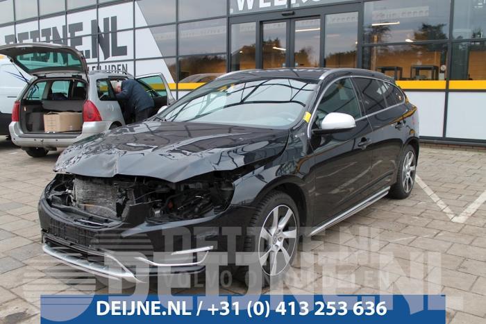Portierruit 4Deurs rechts-achter - Volvo V60
