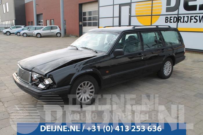 Ruitmechaniek 4Deurs links-achter - Volvo 9-Serie