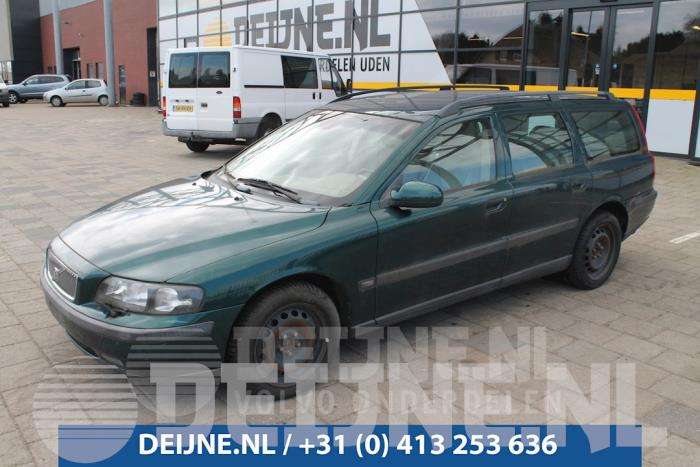 Binnenspiegel - Volvo V70