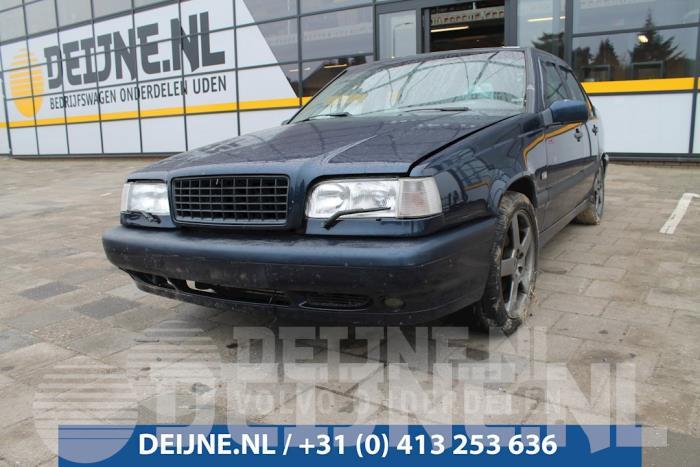 Ruitmechaniek 4Deurs links-achter - Volvo 850