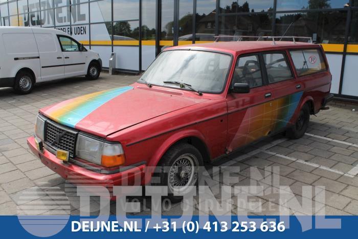 Achteras achterwielaandrijving - Volvo 2-Serie