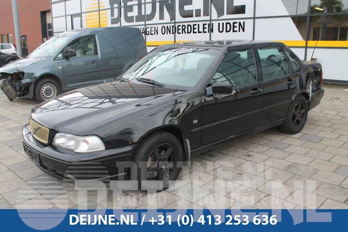 Slotmechaniek Achterklep - Volvo S70