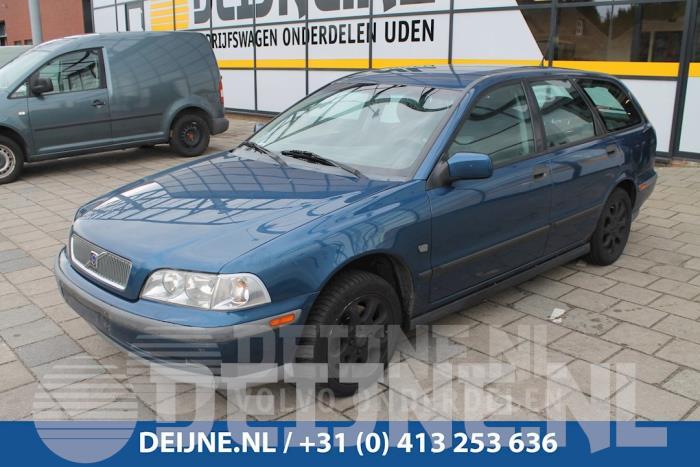Achterbumper - Volvo V40