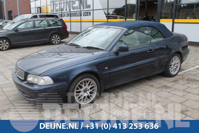Ruitmechaniek 2Deurs rechts-achter - Volvo C70