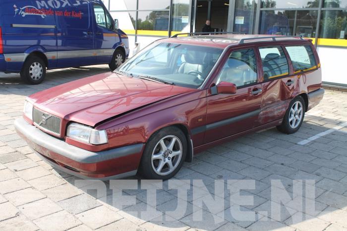 Dakrail set - Volvo 850