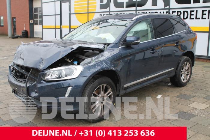 Spoiler voorbumper - Volvo XC60