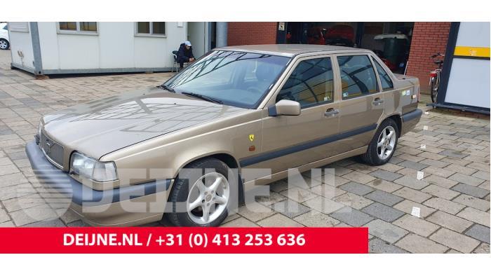 Ruitmechaniek 4Deurs links-voor - Volvo 850