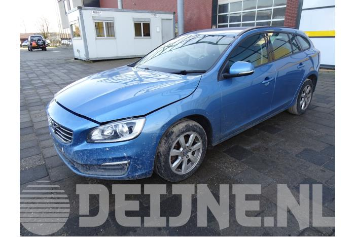 Gordelspanner links - Volvo V60