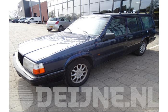 Portierruit 4Deurs rechts-achter - Volvo 9-Serie