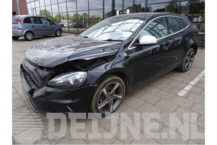 Cruise Control Bediening - Volvo V40
