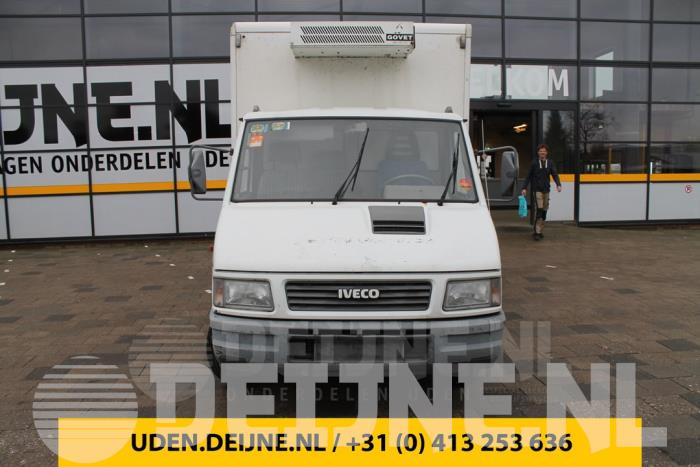 Achteras achterwielaandrijving - Iveco Daily