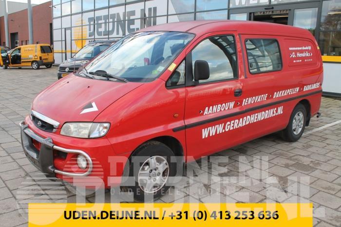 Schuifdeur Slotmechaniek rechts - Hyundai H200