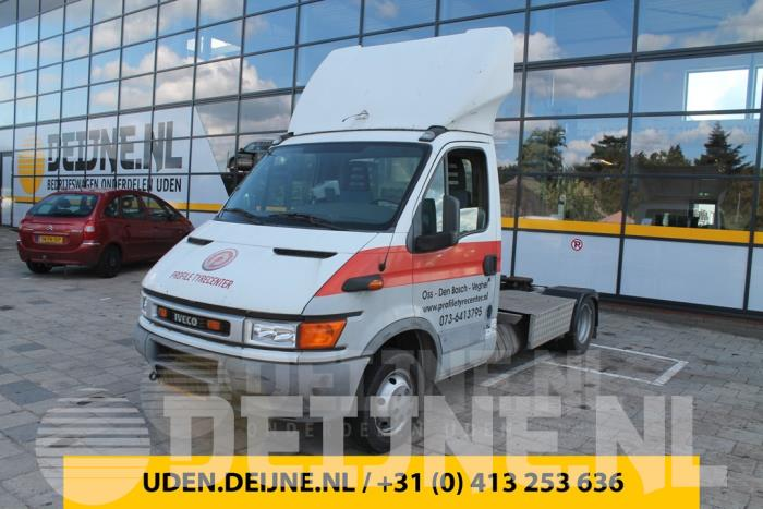 Tank - Iveco Daily