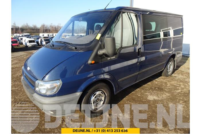 Bumperhoek links-voor - Ford Transit