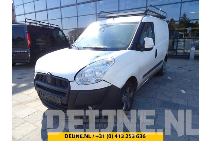 Versnellingspookhoes - Fiat Doblo