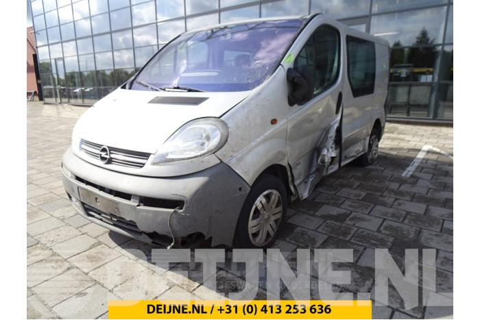 Stoel rechts - Opel Vivaro