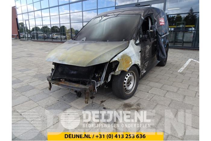 Slotvanger Schuifdeur rechts - Volkswagen Caddy