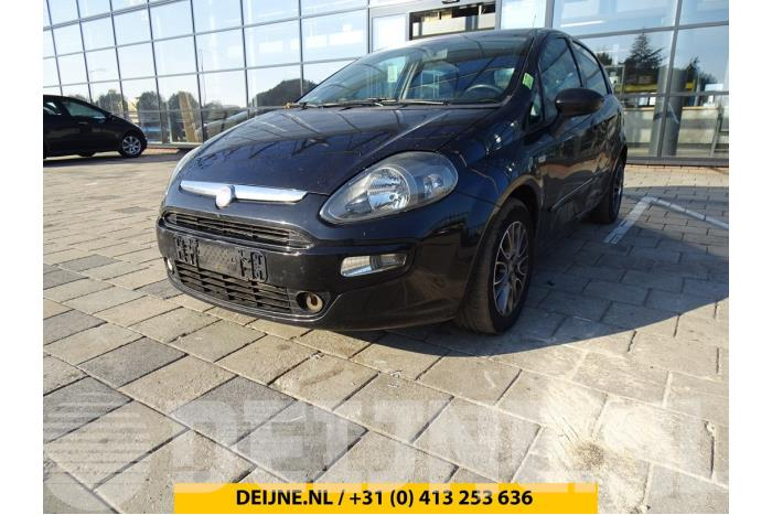 Airbag knie links - Fiat Punto
