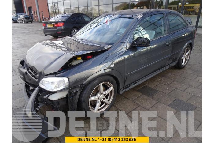 Spiegelglas links - Opel Astra