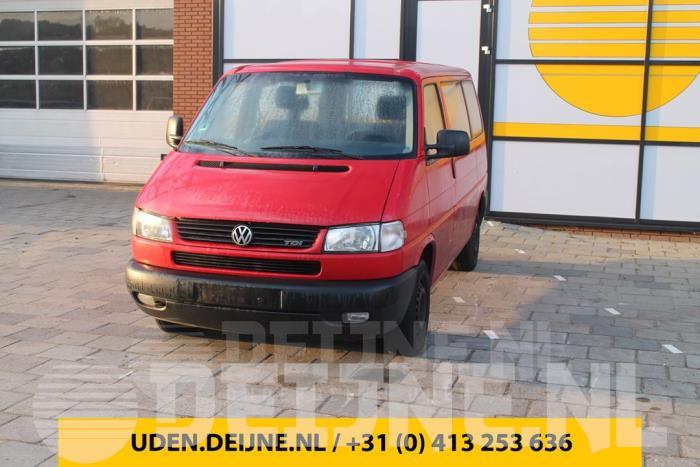 Tank - Volkswagen Transporter