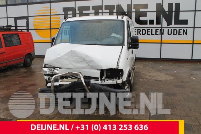 Achteras voorwielaandrijving - Renault Master