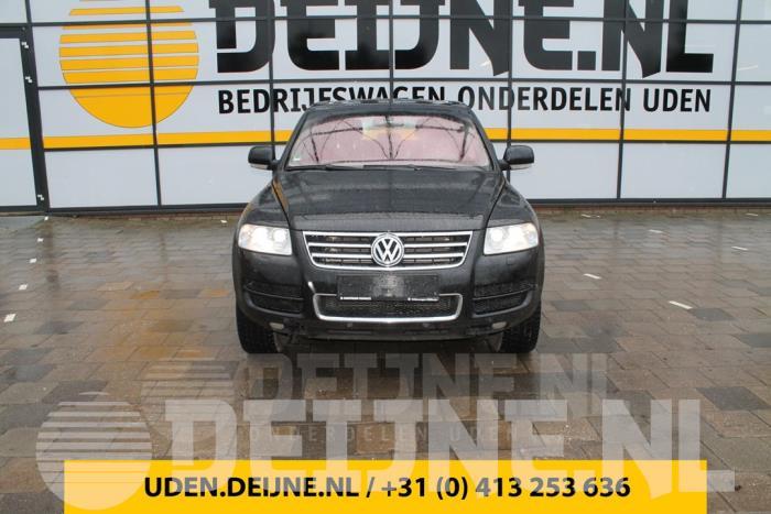 Tussenas voor 4x4 - Volkswagen Touareg