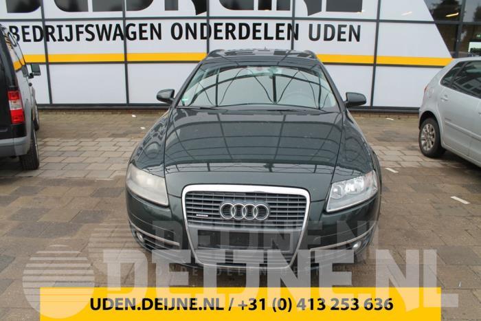 Display Multi Media regelunit - Audi A6