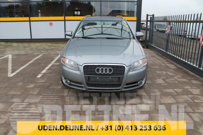 Portierruit 4Deurs links-achter - Audi A4