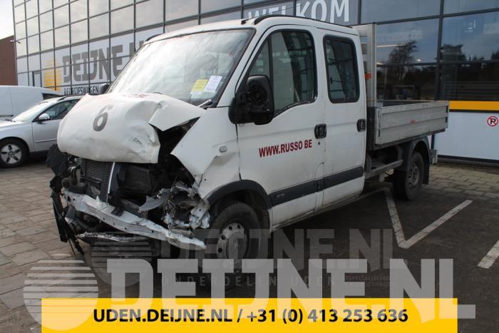 Tankvlotter - Renault Master