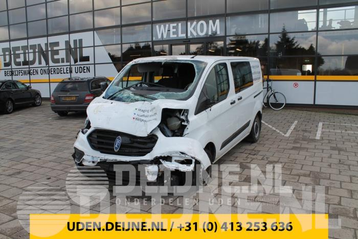 Dubbele cabine - Ford Transit Custom